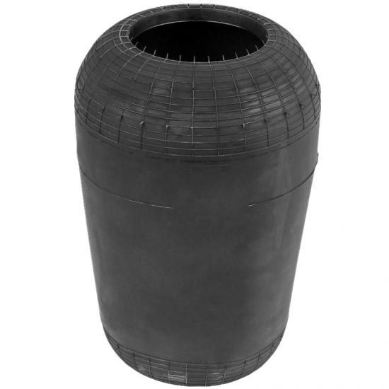Air spring without piston 3833270001