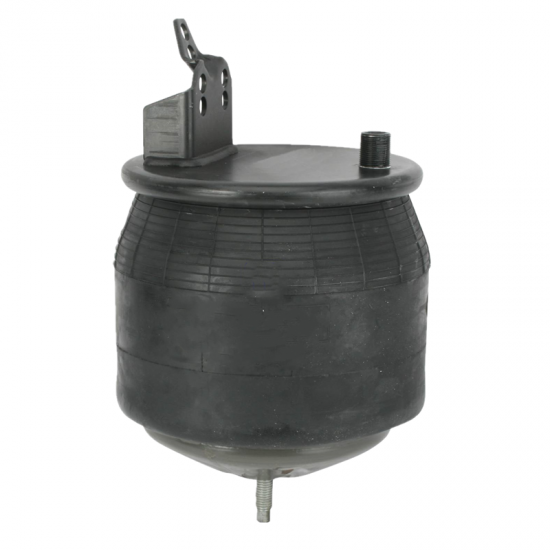 Air spring with steel piston 20582209