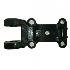 spring link bracket shackle